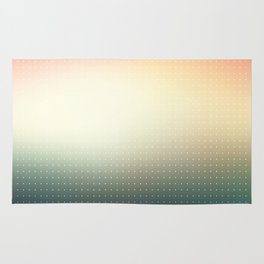 Abstract Colors Rug