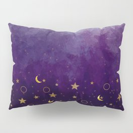 A Sea of Stars Pillow Sham