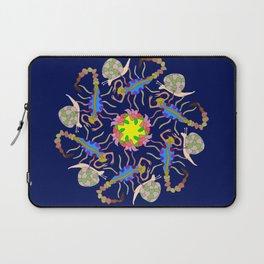 Scorpions & Snails Dance Laptop Sleeve