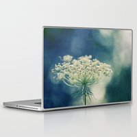 lace Laptop & iPad Skins featuring Lace by Sandra Arduini