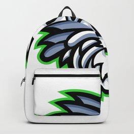 American Harpy Eagle Mascot Backpack