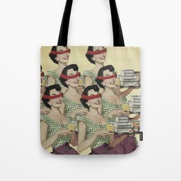 Do I Have To Become a Housewife? Tote Bag