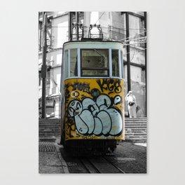 Elevator Canvas Print