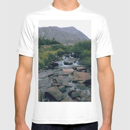 Blue lake T-shirt