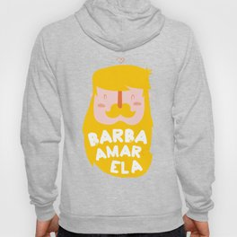Barba Amarela Hoody