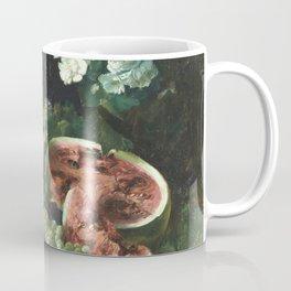 Floral Painting Coffee Mug