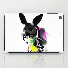 Bunny gone iPad Case