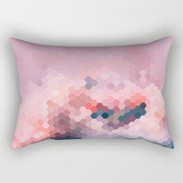 PINKY MINKY Rectangular Pillow