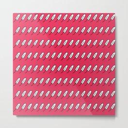 Tampons! (v2) Metal Print