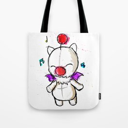 Watercolour Moogle  Tote Bag