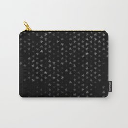 sagittarius zodiac sign pattern bw Carry-All Pouch