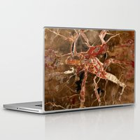 geology Laptop & iPad Skins featuring Funky Geology by UMe Images