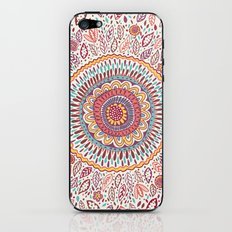 Sunflower Mandala iPhone & iPod Skin