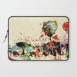 World as One : Human Kind Laptop Sleeve