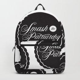 Smash the Patriarchy v.2 Backpack