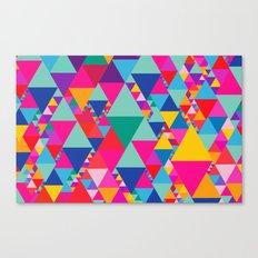 Party Colors II Canvas Print
