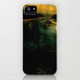 Pachuca Sunrise iPhone Case