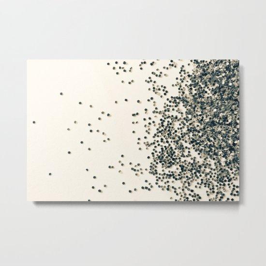 B-o-o-m Metal Print
