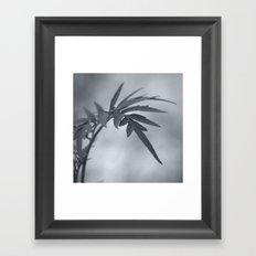 Let me touch you Framed Art Print