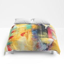 Cosmic Kaleidoscope Comforters