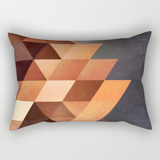 dyymd ryyyt Rectangular Pillow