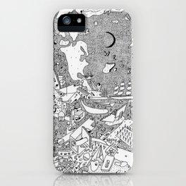 Welkom iPhone Case