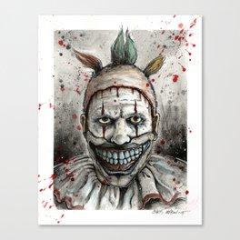 Freak-Show TWISTY Canvas Print