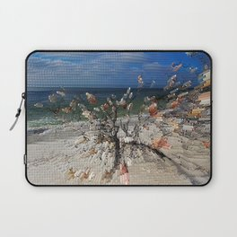 A Whisper is Sacred Laptop Sleeve
