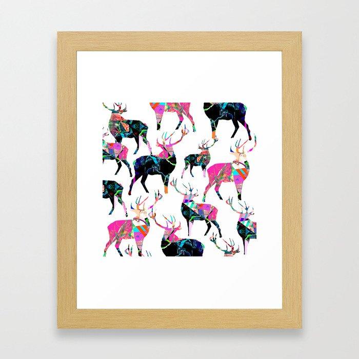 Dear'O'Deer Framed Art Print