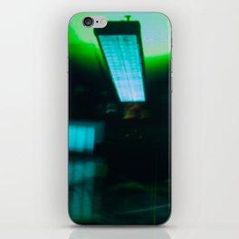 fluorescent iPhone Skin