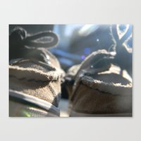 vans Canvas Prints featuring Vans. by snapshoot17