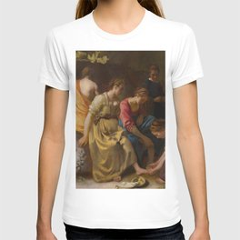 "Johannes Vermeer ""Diana and her Companions"" T-shirt"