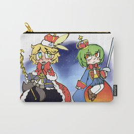The King and Nageki Carry-All Pouch