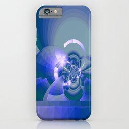 Gradienne Magna 62 Blue iPhone Case