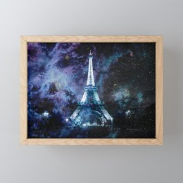 Paris dreams Framed Mini Art Print
