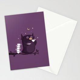 Coffee-Holic Stationery Cards