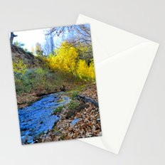 Silver river Stationery Cards