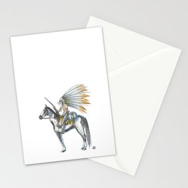 Numero 8 -Cosi che cavalcano Cose - Things that ride Things- Stationery Cards