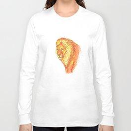 Bright Lion Long Sleeve T-shirt