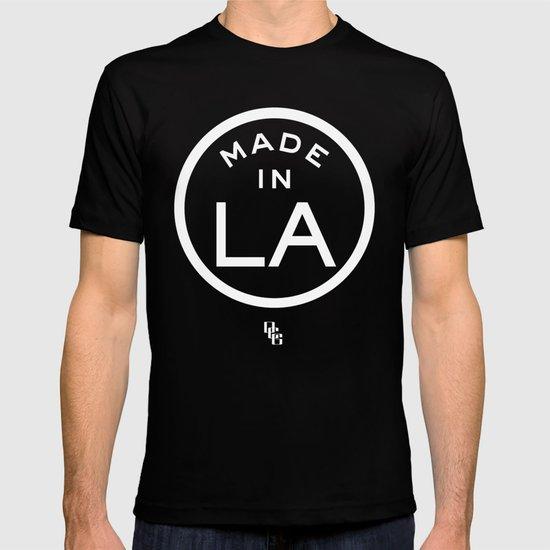 Los Angeles (white) T-shirt
