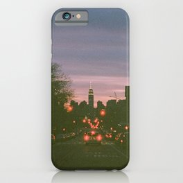 A New York Minute iPhone Case