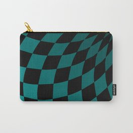 Wonderland Floor #4 Carry-All Pouch