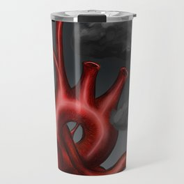 Control your vehicles and your emotions Travel Mug