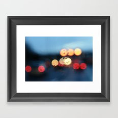 2007 -  Highway Dreams (High Res) Framed Art Print