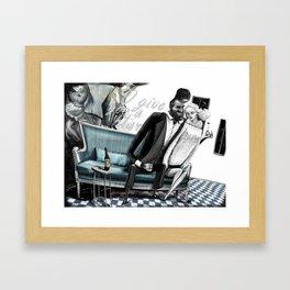 Jameson Framed Art Print