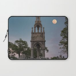 Cemetery Monument Laptop Sleeve