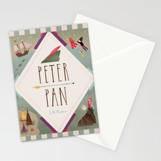 Peter Pan Stationery Cards