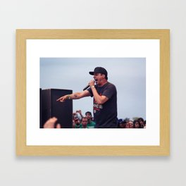 Sean Daley -- Atmosphere Pt. 2 Framed Art Print