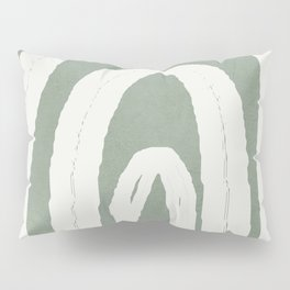 Abstract Arches Pillow Sham