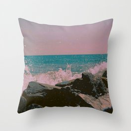 By The Ritz Throw Pillow